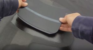 Rubber Roof Patch
