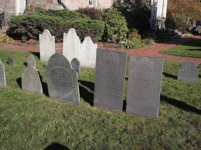 Slate Tile Gravestones