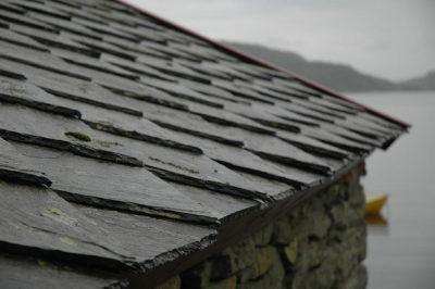 Classic Slate Roof